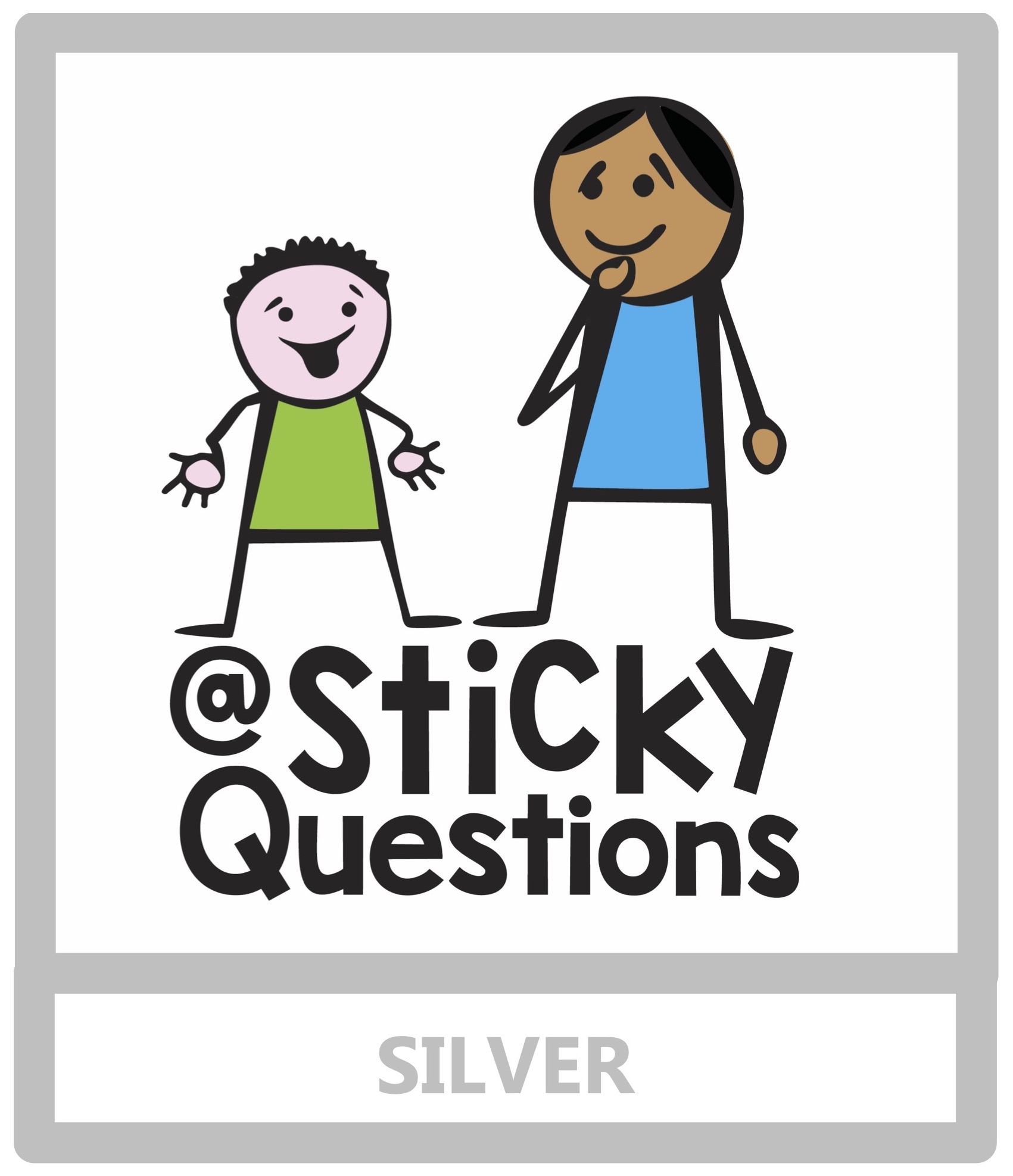 Sticky Questions Silver